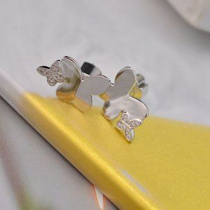 Kate Spade Butterfly Stud Earrings